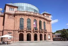 Mainzer Staatstheater | © Branko Srot/Fotolia.com